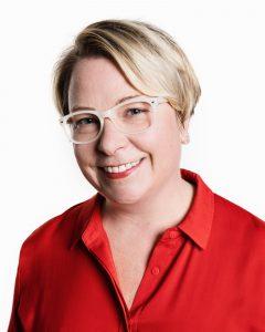 Jonna Pekkala, NLP Associate Trainer, työelämävalmentaja ja NLP-yhdistyksen hallituksen jäsen