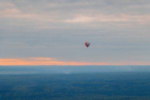 Hot balloon high