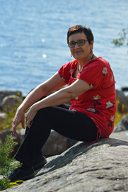 Soili Hämäläinen,  NLP Trainer, Enkun ope,  Ikuinen myönteisen ajattelun harjoittelija